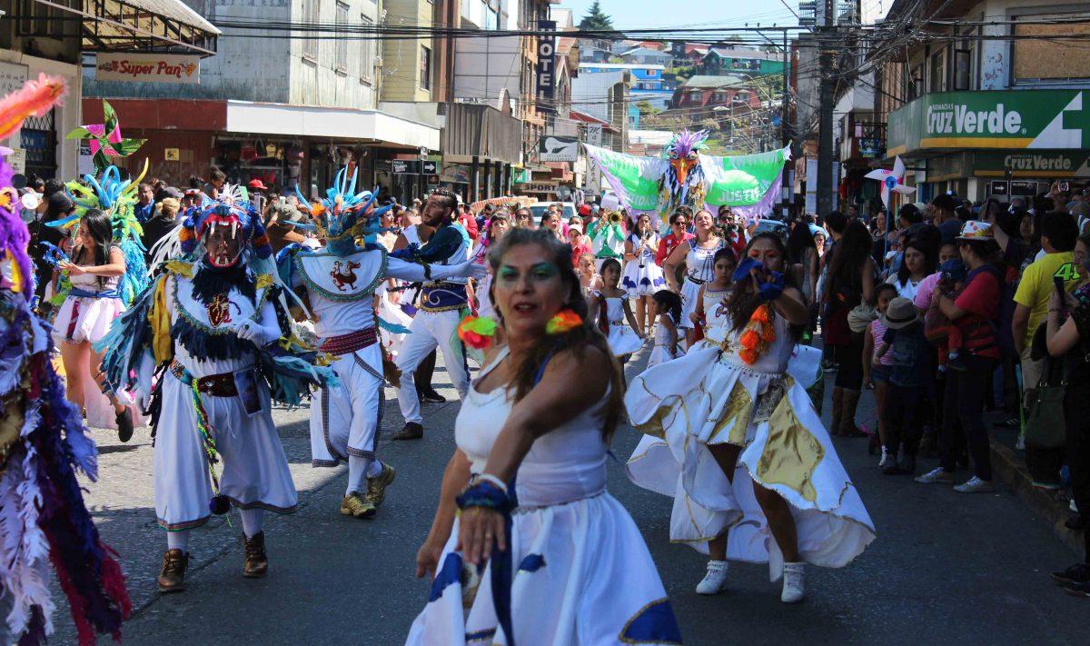 Carnaval de aniversario en Puerto Montt - Diario Puerto Varas