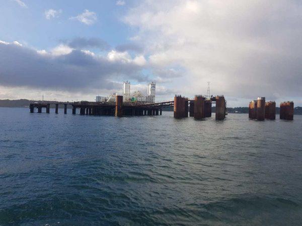 Foto de Radio Sago - Puente canal de Chacao - Diario Puerto Varas