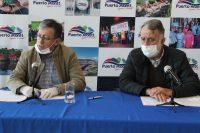 Alcalde y director daem de Puerto Montt - Diario Puerto Varas