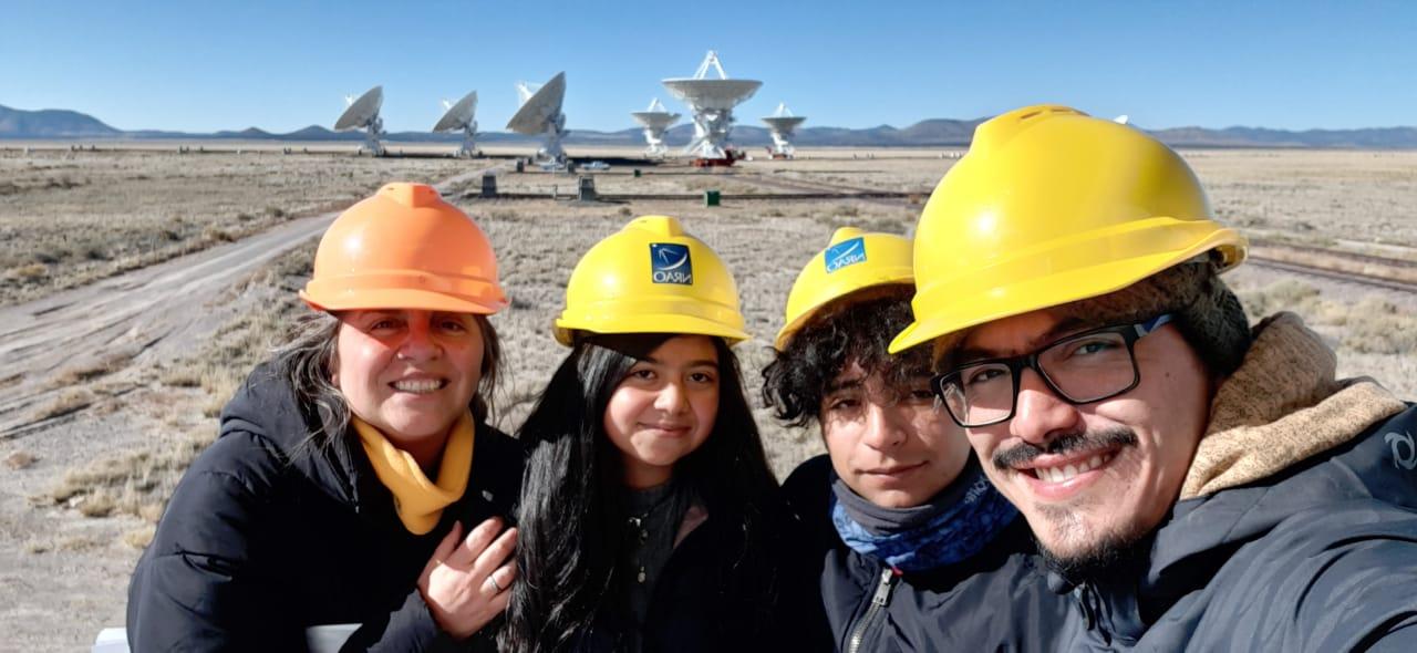 Profesor de Toconao alista proyecto para construir antenas de captación de wifi con material reciclado - Diario Puerto Varas