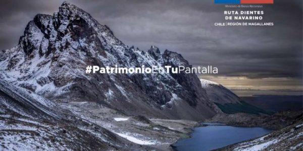 #PatrimonioEnTuPantalla