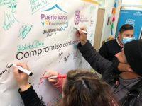 Alcalde Gárate evaluó primeros cien días de su gobierno comunal destacando mayor participación ciudadana y enfrentando explosivo crecimiento de la comuna
