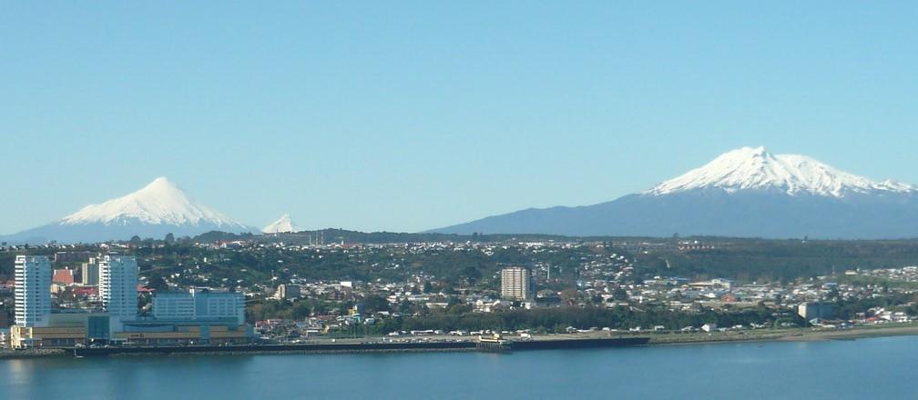 En Chile 30 volcanes son de alto y muy alto riesgo