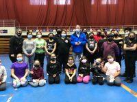 Bafem de Puerto Montt retoma actividades presenciales con clases abiertas y visita del alcalde