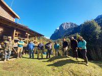 Buscan potenciar Valle de Cochamó como destino de montaña internacional