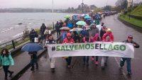 Marcha por la Contaminación del Lago Llanquihue