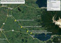 Centrales Hidroeléctricas de Río Pilmaiquén - Foto: Central Noticias