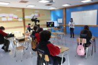 Retorno a clases de Colegio Patagonia Puerto Varas