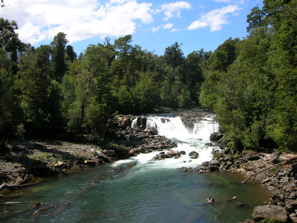 Parque Nacional Puyehue - áreas silvestres protegidas